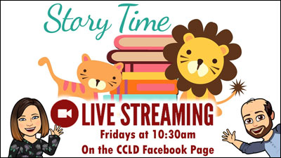 Story Time Live Streaming