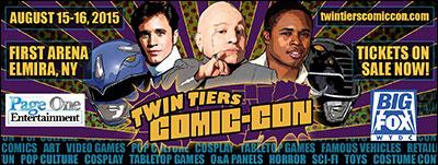 Twin Tiers Comic Con