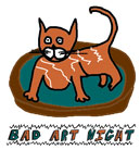 Bad Art Cat