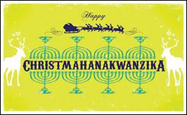 Christmahanukwanzikah