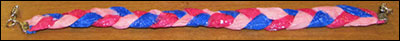 Crep Paper Bracelets