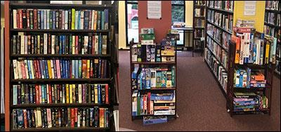 West Elmira Library Exchanges