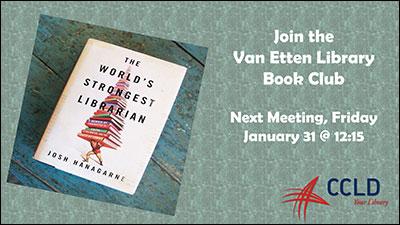 Book Club at Van Etten Library