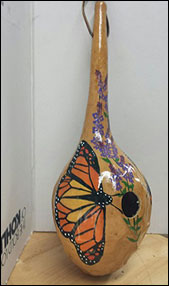 Gourd Painting
